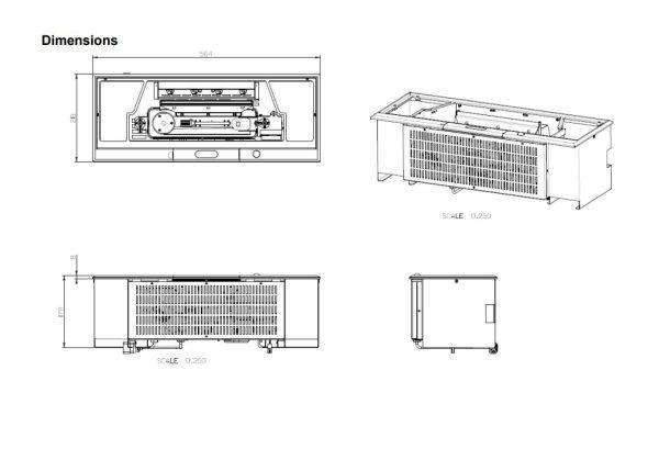 Dimplex Cassette 600 Opti-Myst