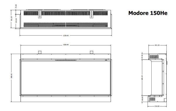 Element4 Modore 150H e