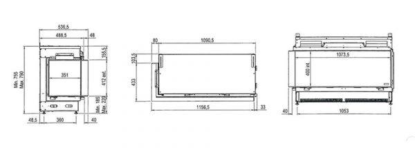 faber e-matrix 1050-400 2
